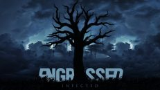 ENGROSSED - INFECTED (FT. KYLE MEDINA OF BODYSNATCHER) [OFFICIAL LYRIC VIDEO] (2021) SW EXCLUSIVE