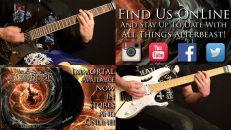 Alterbeast-Flesh Bound Text Official Guitar Playthrough