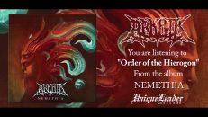 Arkaik - 'Nemethia' (FULL ALBUM HD AUDIO)