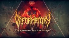 DEFORMATORY - DECIPHERING THE ARCHETYPE [OFFICIAL LYRIC VIDEO] (2021) SW EXCLUSIVE