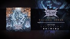 BEYOND ALL MISERY - KILLING SPREE [OFFICIAL LYRIC VIDEO] (2021) SW EXCLUSIVE