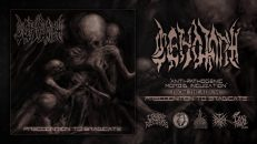 CENOTAPH - PRECOGNITION TO ERADICATE [SINGLE] (2021) SW EXCLUSIVE