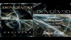 Devolved - Oblivion (FULL ALBUM HD AUDIO)