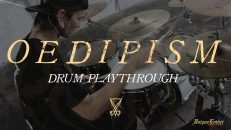 DISTANT - Oedipism (Official Drum Play-Through)