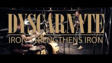 """Dyscarnate - """"Iron Strengthens Iron"""" (OFFICIAL VIDEO)"""