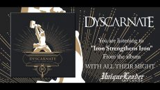 Dyscarnate - With All Their Might (FULL ALBUM HD AUDIO)