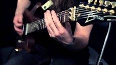 """Dysmorphic guitar playthrough for """"Underlying Reality"""""""
