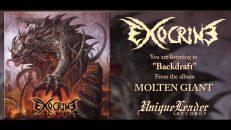 Exocrine - Molten Giant (FULL ALBUM HD AUDIO)