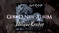 Gorod-Temple to the Art God (official) lyric video