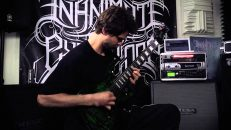 Inanimate Existence-Staring through Fire (official) play through video