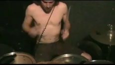 Jordan Plumer  AHTME ( formerly The Roman Holiday) drum tracking