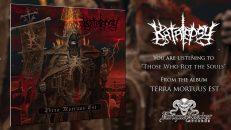 Katalepsy - Terra Mortuus Est (Official Album Stream)