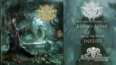 Mental Cruelty - 'Inferis' (Official Album Stream)