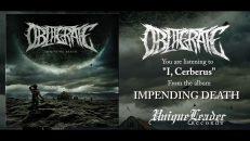 Obliterate - Impending Death (FULL ALBUM HD AUDIO)