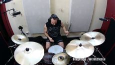 """Omophagia - """"Nothing Social"""" (Official Drum Play-Through)"""