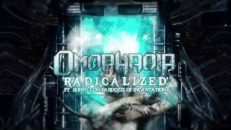 "Omophagia - ""Radicalized"" (Official Lyric Video)"