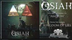 Osiah - Kingdom of Lies (Official Album Stream - HD Audio)
