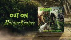 Stillbirth - Annihilation of Mankind album teaser.