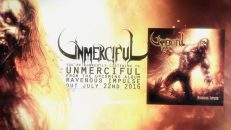 Unmerciful-Unmerciful(OFFICIAL LYRIC VIDEO)