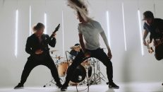 WITHIN DESTRUCTION - SELF-HATRED [OFFICIAL MUSIC VIDEO] (2018)