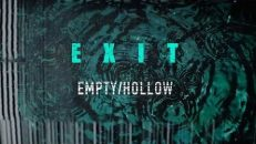 EMPTY HOLLOW - EXIT [OFFICIAL VISUALISER] (2021) SW EXCLUSIVE