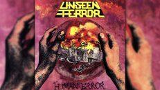 Un̲seen Ter̲r̲or - Hum̲an Er̲r̲or (1987) [Full Album] HQ