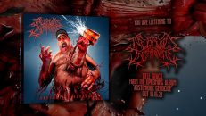 INEBRIOUS INCARNATE - ABSTEMIOUS GENOCIDE [SINGLE] (2021) SW EXCLUSIVE